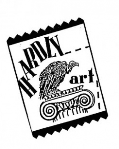 Hardly Art Logo