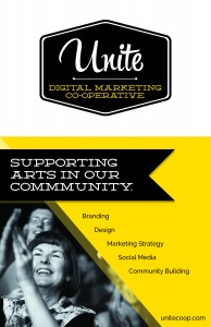Unite Supports Arts